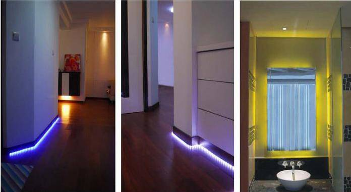 Top 4 Benefits of LED lighting