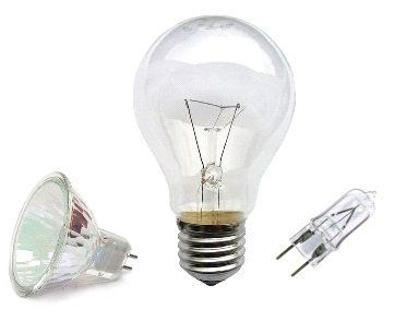 Photo of Incandescent lamps