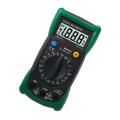 Multimeter. Usage