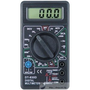 multimeter-dt830 1