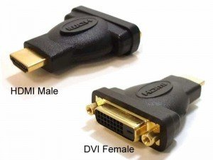 hdmi-dvi adapter