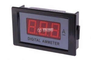digital ampermeter