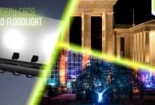 Where to use LED flood lights