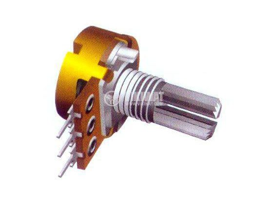 Photo of Potentiometers