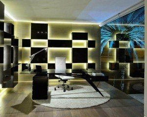 LED-wall-light-fixtures-decorative-workspace-with-LED-lighting 1