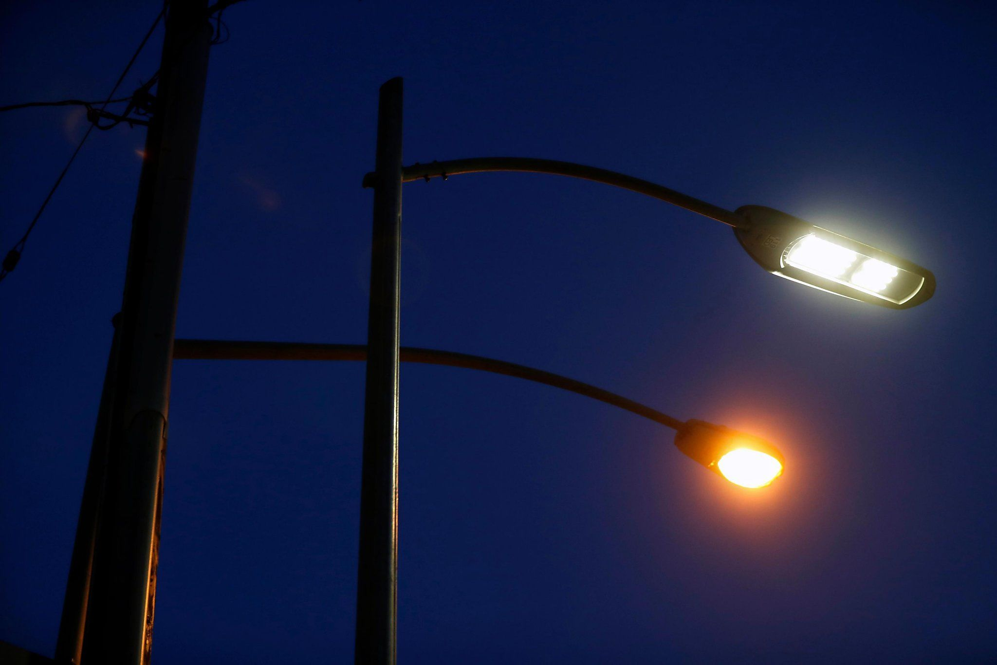 LED street lighting 1