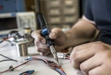 How to choose a soldering iron (part one)